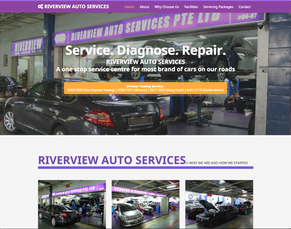 Riverview Auto